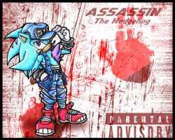 assas'SIN' by Psychograve