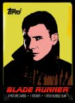 Blade Runner Trading Cards Wax Paper by RepeatViewing