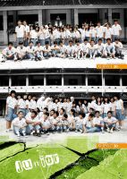 93's Junior yearbook layout by pepelepew251
