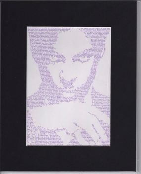 Typographical Prince by FootballHockeyPilot