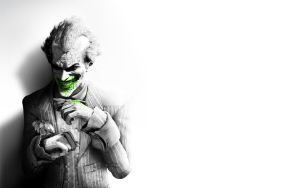 Arkham City Joker by Paullus23