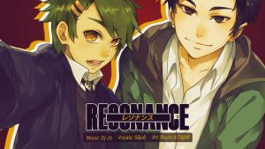 Resonance Cover Art by SojiroArt