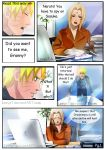 [SasuNaru] Impossible - Pg.1 by Lesya7