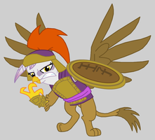 Gilda as General Tsao by Death-Driver-5000