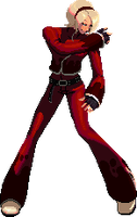 Ash Kof XIII Classic Stance by arthascf