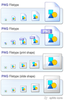 xpAlto PNG Filetype Icons by graywz