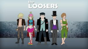 The Loosers band by Studio-Ark