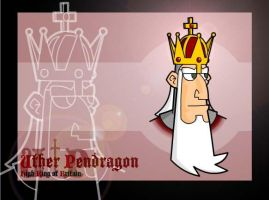 Uther Pendragon by Bosshamster