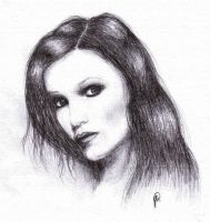 Tarja Turunen by sunsetheartz
