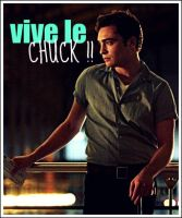 Chuck Bass by Smile4Purple