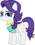 Rarity Spoiled Rich by blah23z