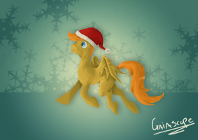 [Request] Tis the season! by Gaiascope