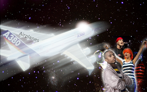 Airplanes Wallpaper by Ryanx2