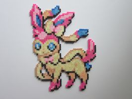 Sylveon by 8-BitBeadsStudio