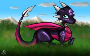 Spring's incoming by Taliesin-the-dragoon