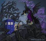 And Now You Will Deal with ME, O' Doctor by khallion