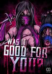 Mileena: WAS IT GOOD FOR YOU? by Bakerrrr