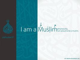 I am proud to be muslim by noorsalah