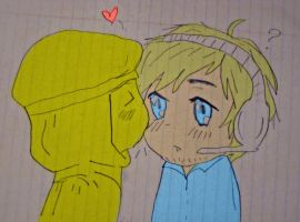 Pewdie and Stephano!! *NOT MINE* by AnimeStar69