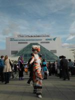 Cats Cosplay at the Excel Centre - October 2011 by GarnetWeavile461