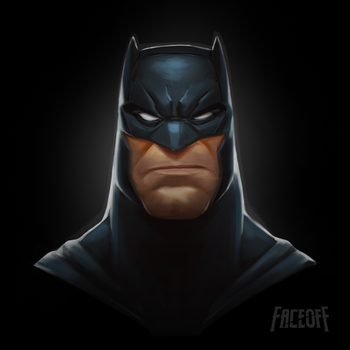 BATMAN: FACEOFF by Corey-Smith