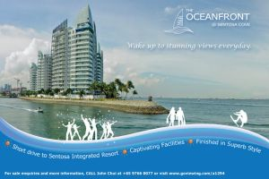 Post card for coastal property by MohdSaad