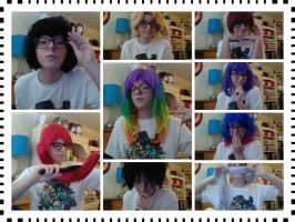 Wig Collection by Tespeon
