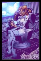 Laureline by wagnerf