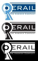 ReRail logo by Entomotheist