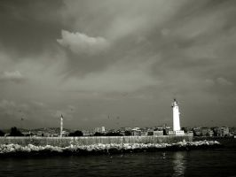 my lovely bosphorus by nikkimono