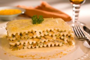 Chicken Curry Lasagna by Markhal