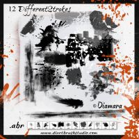 12DifferentStrokesFreebie by Diamara