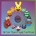 The Color Wheel of HTF by GageS