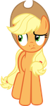 Applejack - What now? by GeoNine