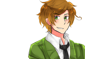 Hetalia OC: A r g e n t i n a by SPINNY-chair-HERO