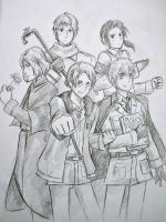 Aph Allies by princetheripper33