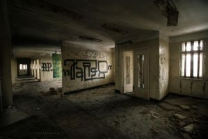 Inside a Soviet Hospital by ondrejZapletal