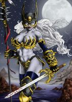 Lady Death by statman71