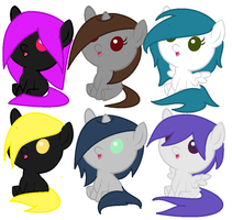 Soulist Adopts by charityanna