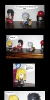 Nendo Comic 46 - Gifts by Sillaque
