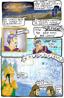 3K: In Which Cao Cao Plays in the Snow by LordMakar