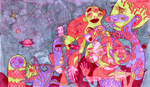 party in the fourth dimension by wick-y