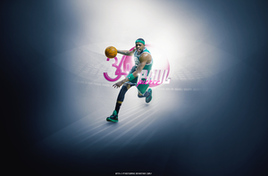 Paul Pierce by f1rstZomb1e