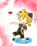 len: be mine by IDK-kun