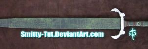 ST 2nd Sword Wrap and Scabbard by Smitty-Tut