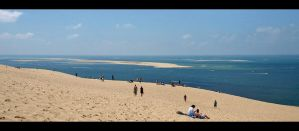 Upon Dune du Pyla 2 by AgiVega