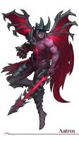#1 Aatrox by Amylrun