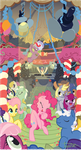 PartyPartyParty by sofas-and-quills