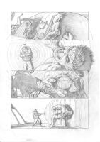 Hulk Sample page 1 by TomRFoster