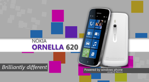 Nokia Ornella Concept by sharkurban